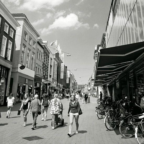 Herestraat | Groningen van Frank Tauran