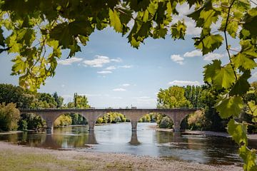 Brücke bei Limeuil