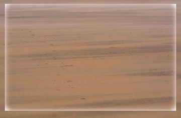 kleur van het strand van Edwin Hoek