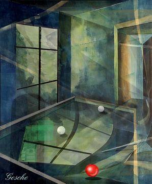 Reflexion van Gertrud Scheffler