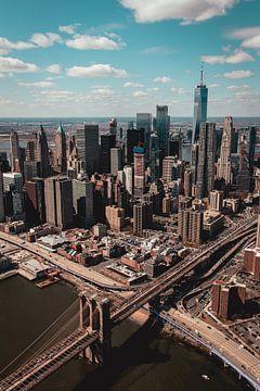 Ansichten von New York City von Eva Ruiten
