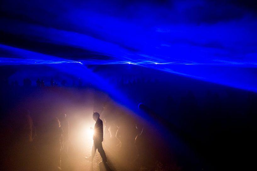 Waterlicht Afsluitdijk van Keesnan Dogger Fotografie