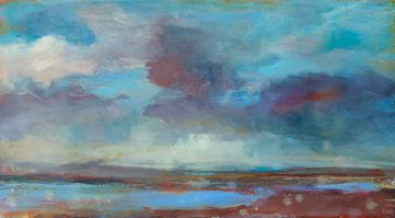 Texel Malerei von RAR Kramer