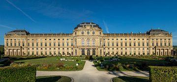 Residenz Würzburg, Deutschland von Adelheid Smitt