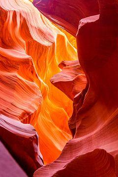 Antelope Canyon (USA) in seiner ganzen Pracht von Jimmy van Drunen