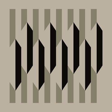 Composition Abstraite 705 von