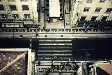 Rua Santa Justa von Pascal Deckarm