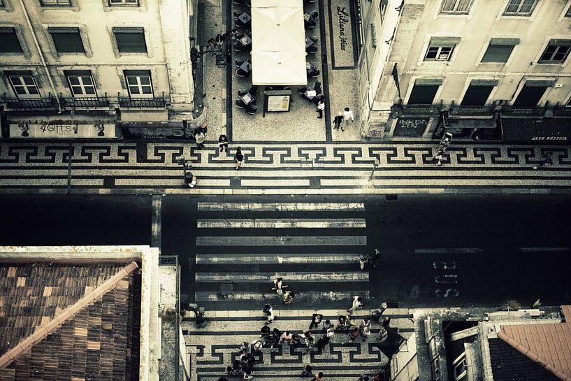 Rua Santa Justa van Pascal Deckarm