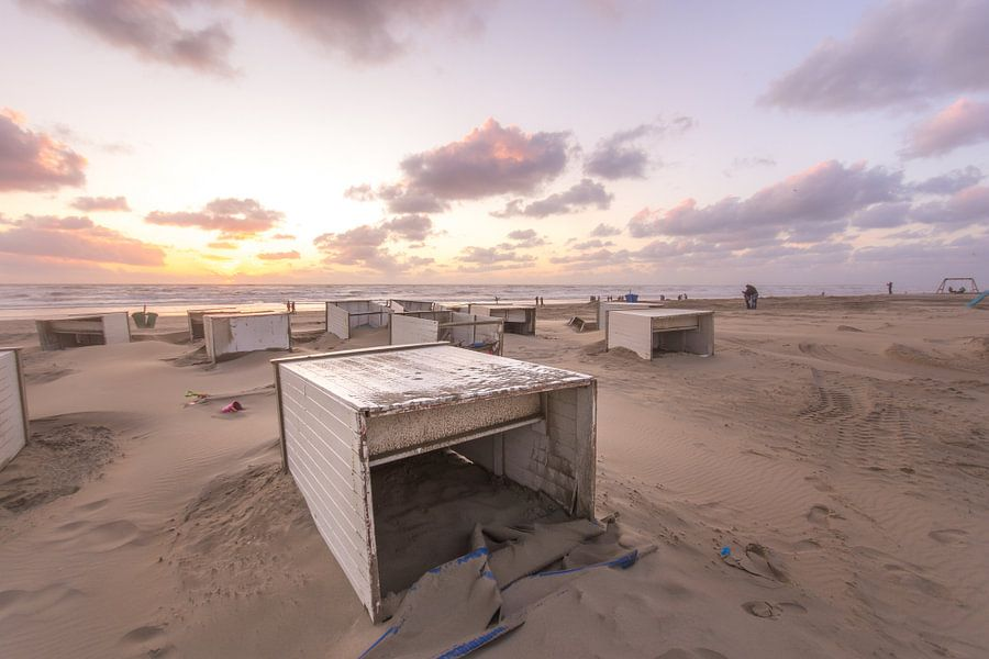 Strand, Katwijk van Jordy Kortekaas
