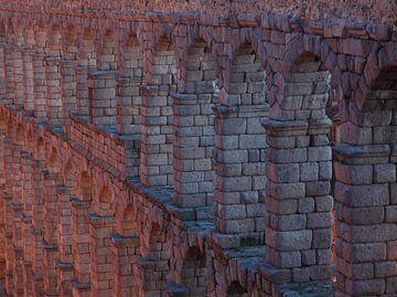 Aquädukt, Segovia, Kastilien-Leon, Spanien, Europa