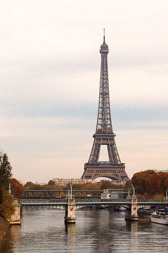 Eiffeltoren in Parijs, Frankrijk