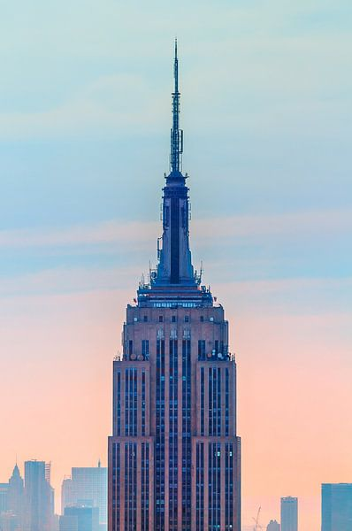 Empire State Building van Arnaud Bertrande