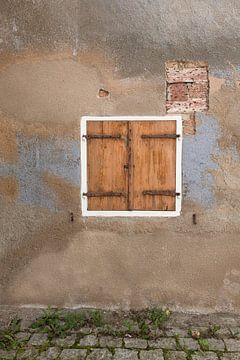 Geschlossenes Fenster von Elles Rijsdijk