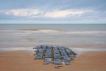 Wellenbrecher von Johan Vanbockryck