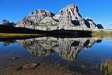 Laghi dei Piani - Trentino-Alto - Adige - Italia van Felina Photography