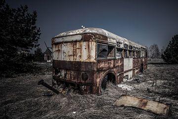 Let's take the bus van The Pixel Corner
