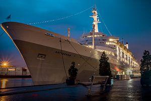 De SS Rotterdam van