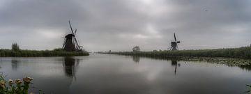Kinderdijkse molens van de Kinderdijk
