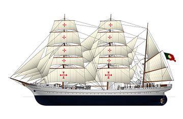 Sagres van Simons Ships