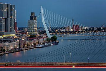 Deux ponts à Rotterdam sur Annette Roijaards