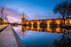 Molen de Nolet in Schiedam