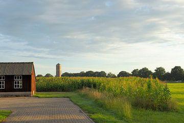 Watertoren van Willem van Leuveren Fotografie