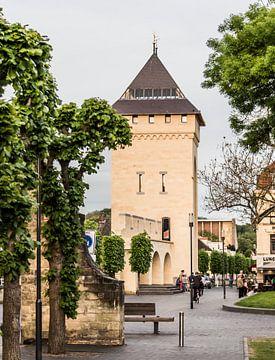 Geulpoort in Valkenburg, Limburg Nederland von Evelien Heuts-Flachs