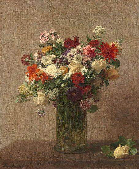 Bloemen uit Normandië van Meesterlijcke Meesters