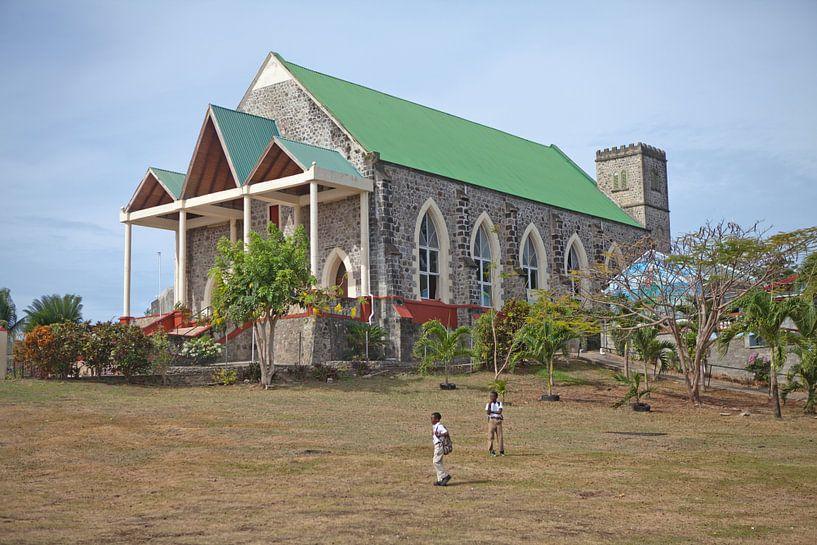Grenada - Tivoli Rooms Katholieke Kerk van t.ART