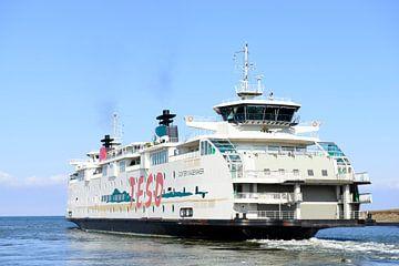 Dokter Wagemaker veerboot naar Texel van Sjoerd van der Wal