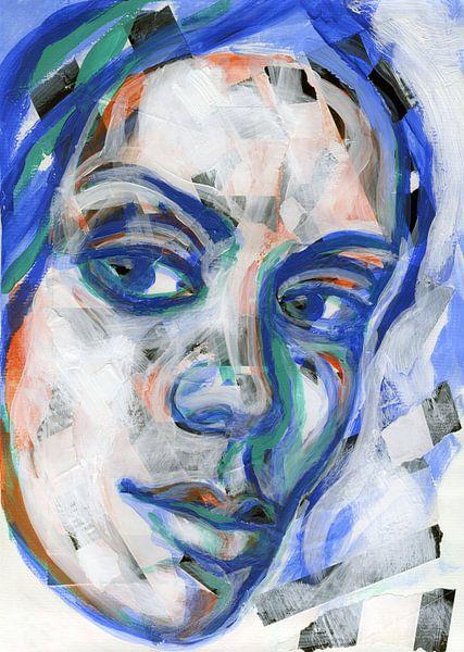 Regardez de côté sur ART Eva Maria