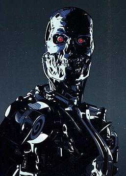 Terminator von Nikita Abakumov