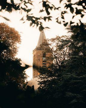 Grote kerk van Monnickendam van Sam ter Veer