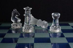 schaak-mat (2x)