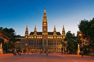 Rathaus Wien von