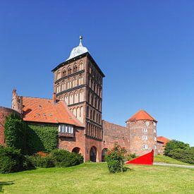 Burgtor, Altstadt, Lübeck, Schleswig-Holstein, Deutschland, Europa von Torsten Krüger