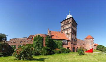 Burgtor, Altstadt, Lübeck, Schleswig-Holstein, Deutschland, Europa