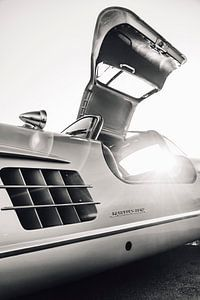 Mercedes-Benz 300SL Gullwing von Willem Verstraten