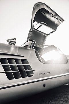 Mercedes-Benz 300SL Flügeltürer von Willem Verstraten