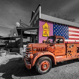 Arizona  Seligman Route 66 von Kurt Krause