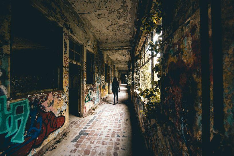 Stadterkundung verlassener Gebäude Belgien von Peter Haastrecht, van