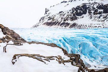Svínafellsjökull von Sander Peters Fotografie