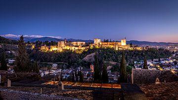 Alhambra in Granada van Rainer Pickhard