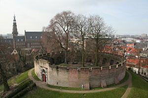 De Burcht Leiden van