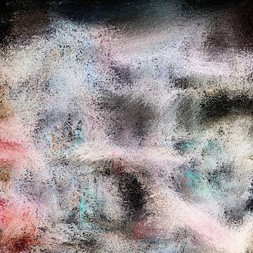 Abstrakter Basse-Pointillismus III von Maurice Dawson