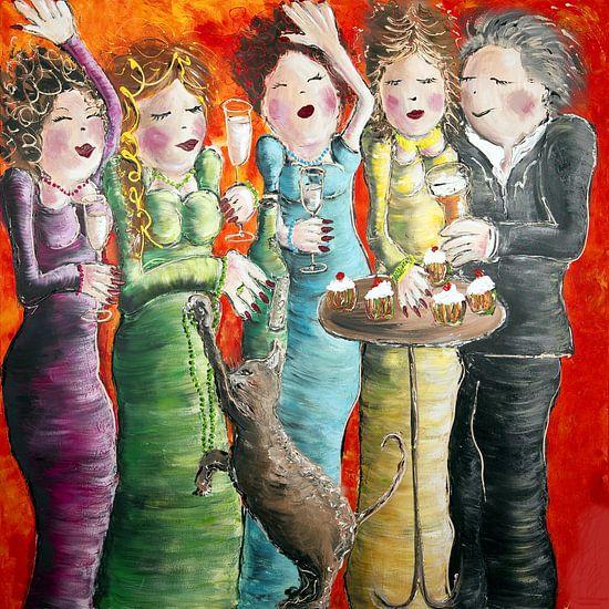 Happy new year van Maartje van Berkel