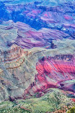 LP 71126237 Luchtfoto van landschap Arizona, Verenigde staten van BeeldigBeeld Food & Lifestyle