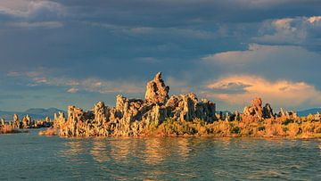 Mono Lake, Californië van Henk Meijer Photography