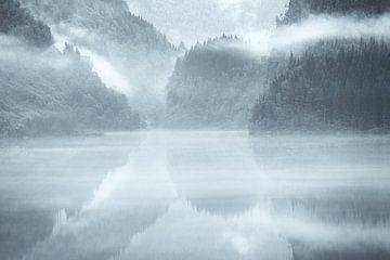Fjordland - Norway van Bas Meelker
