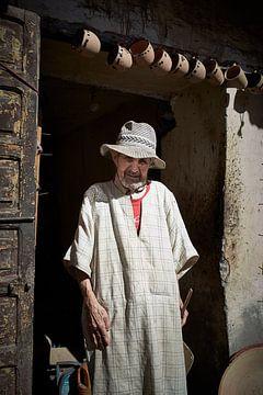 Pottenbakker Marrakesh van Karel Ham